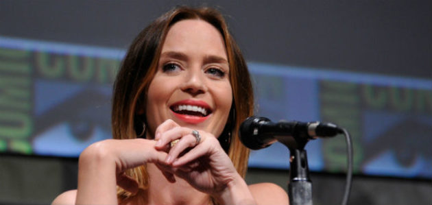 Emily Blunt All You Need Is Kill
