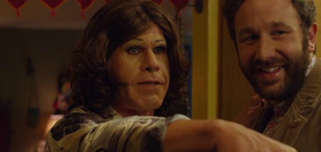 Frankie Go Boom - Teaser - Ron Perlman as a woman