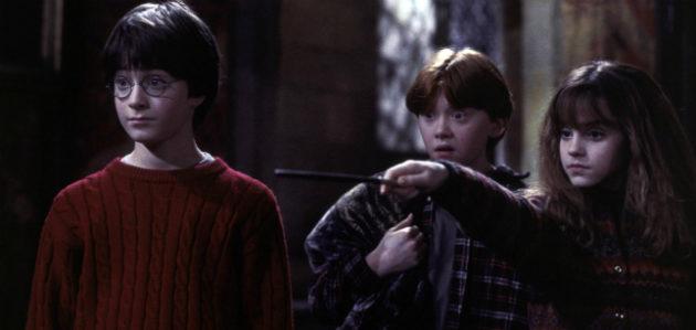 Harry Potter Americanized