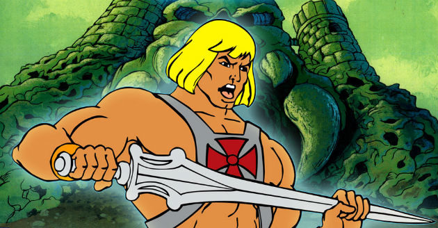 Masters of the Universe movie - He-Man