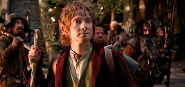 The Hobbit - Bilbo - Peter Jackson at Comic-Con