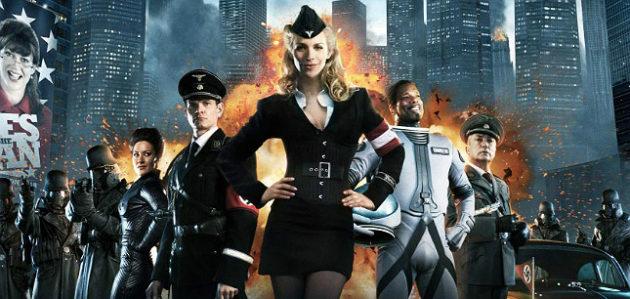 Iron Sky Comic-Con nazi publicity stunt