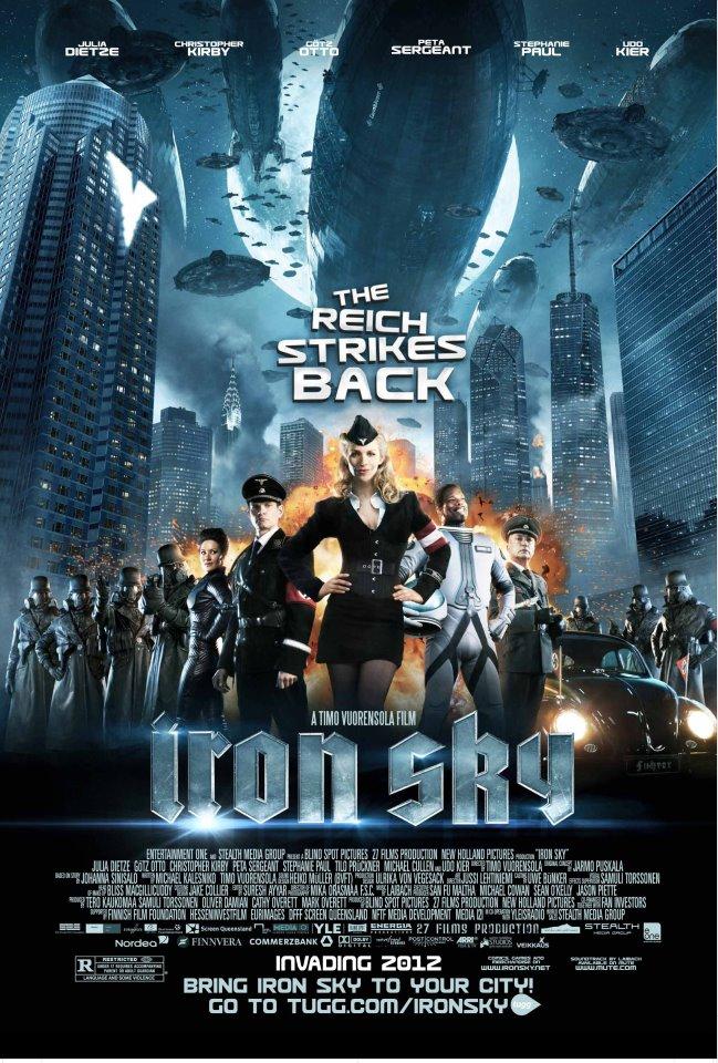 Iron Sky - Space Nazis - Comic-Con