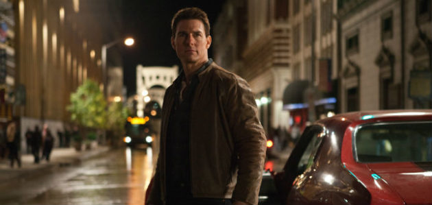 Jack Reacher teaser - Tom Cruise