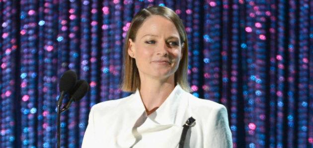 Jodie Foster - Elysium - Comic-Con