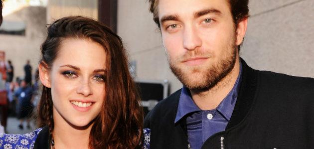 Kristen Stewart Robert Pattinson Rupert Sanders: Scandal