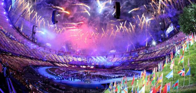 2012 Olympics Ceremony