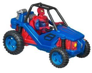 Spider-Man buggy
