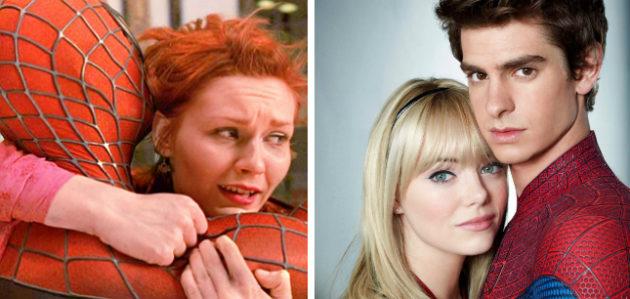 Spider-Man (2002) vs. The Amazing Spider-Man (2012)
