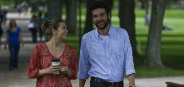 'Liberal Arts' New York premiere -- Elizabeth Olsen & Josh Radnor