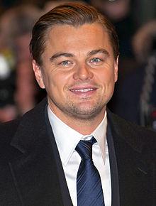 Leonardo DiCaprio for The Great Gatsby