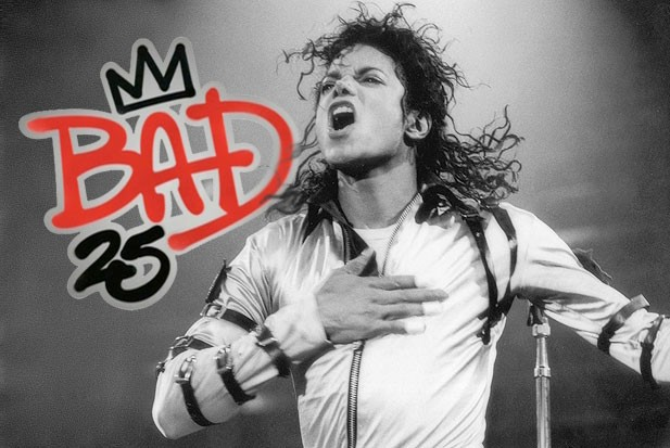 Bad 25 Michael Jackson