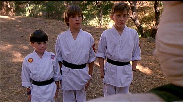3 Ninjas 1992