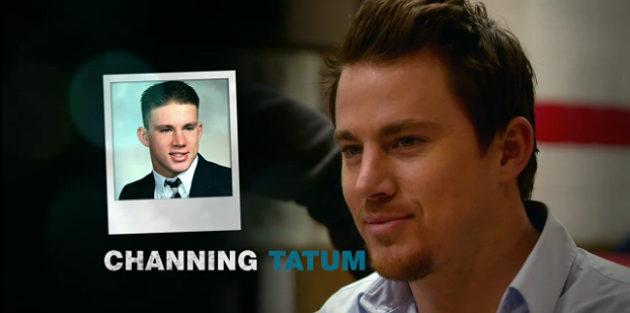 Channing Tatum 10 Years