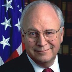 Casting the Republican Convention -- Dick Cheney