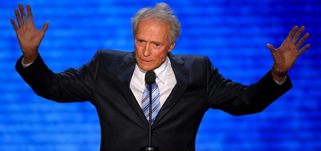 Clint Eastwood at Republican convention