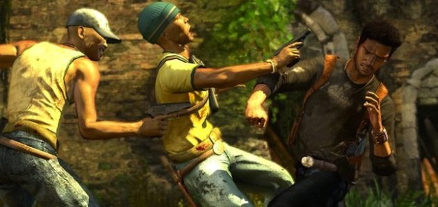 'Uncharted' Movie Gets New Writers