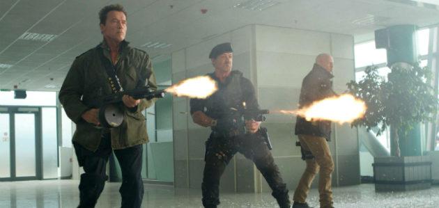 Dax Shepard disses 'Expendables 2' cast
