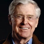 Casting the Republican Convention -- Charles Koch