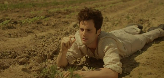 Penn Badgley East of Eden