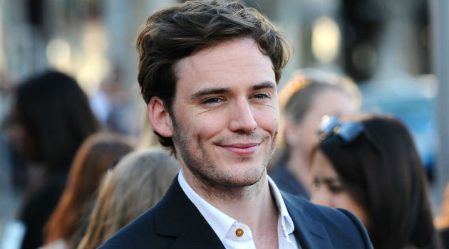 Sam Claflin Hunger Games