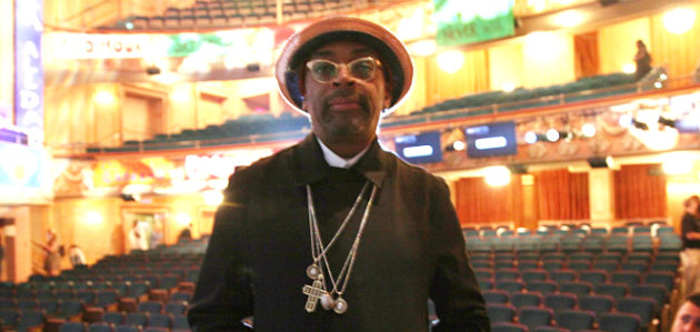 Spike Lee Interview