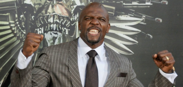 Expendables Terry Crews