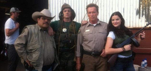 Arnold Schwarzenegger: The Last Stand Trailer