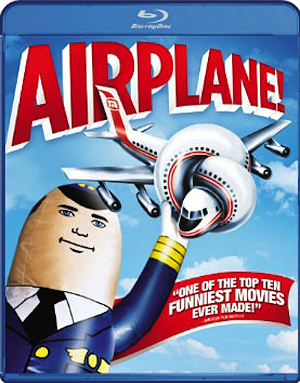 Airplane Blu-ray