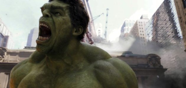High and Low DVD column: 'Avengers'
