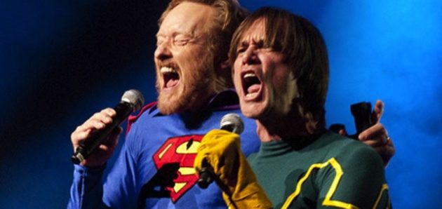First Looks: Jim Carrey as Colonel Stars in 'Kick-Ass 2'