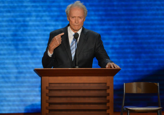 Clint Eastwood Obama