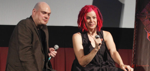 Wachowskis shoot 'Jupiter Ascending' in 3D