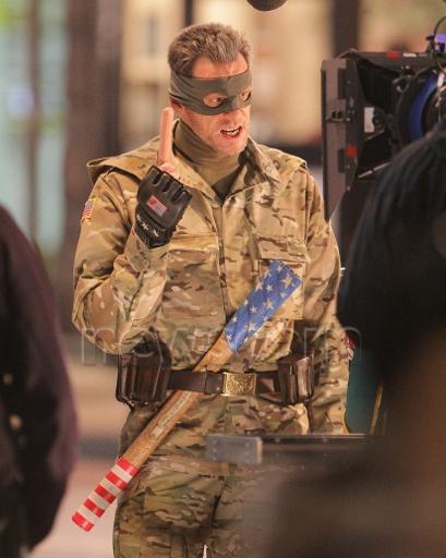 Jim Carrey as Colonel Stars in 'Kick-Ass 2'