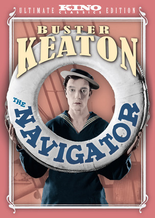 Buster Keaton and William Castle DVD releases