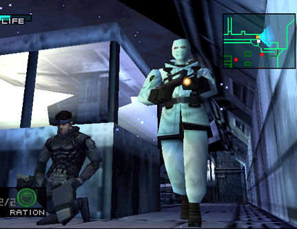 'Metal Gear Solid' --four reasons the movie adaptation could work