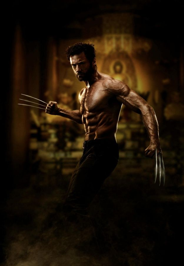 Hugh Jackman as 'The Wolverine' -- first official photo