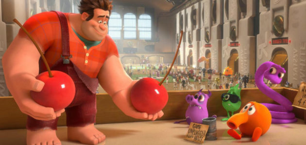 Why 'Wreck-It Ralph' Might Be The First Real Gaming Movie