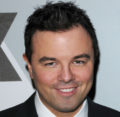 Seth MacFarlane arriving at the FOX Winter All-Star Party held at My House in  Hollywood, Ca. January 13, 2009. Curtis Leigh