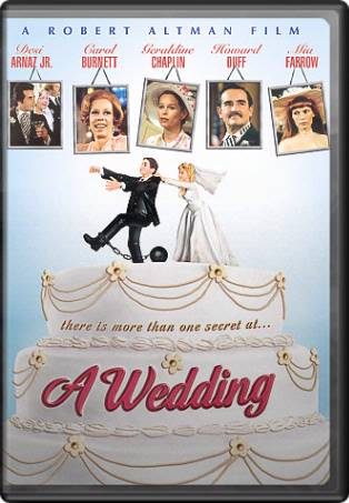 'A Wedding' -- DVD release