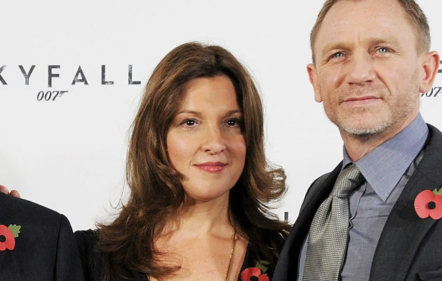 Barbara Broccoli James Bond