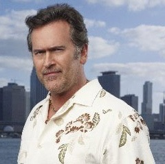 Bruce Campbell interview -- 'Evil Dead'