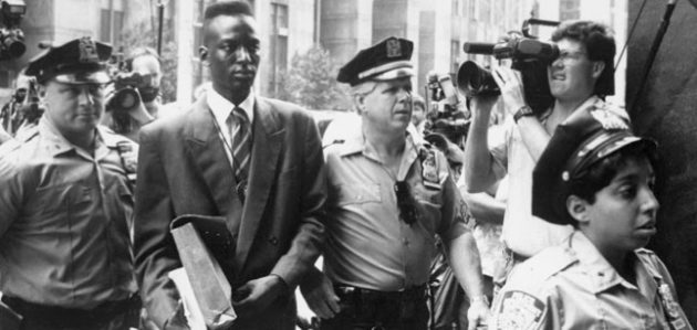 'The Central Park Five' -- outtakes subpoenaed by city of New York