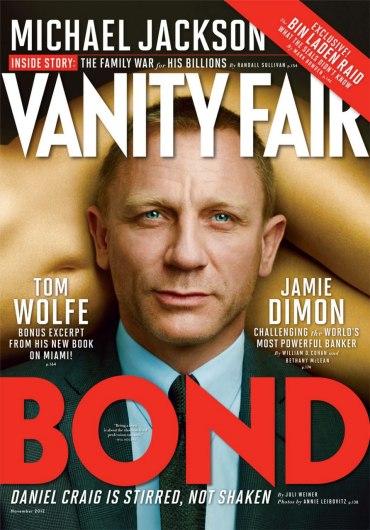 Daniel Craig -- Vanity Fair interview