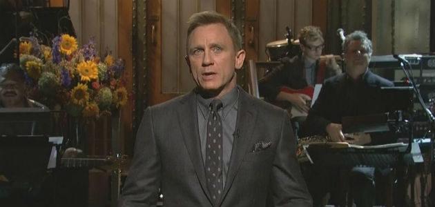 Daniel Craig SNL