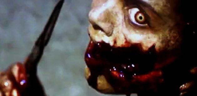 'Evil Dead' remake teaser trailer