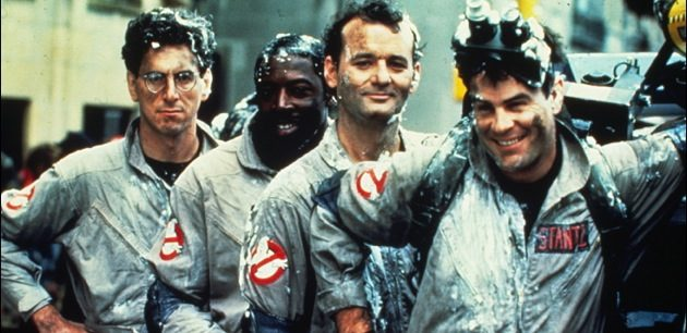 Vote for the new Ghostbusters cast