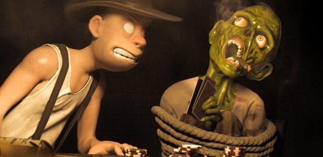David Fincher 'Goon' Kickstarter page