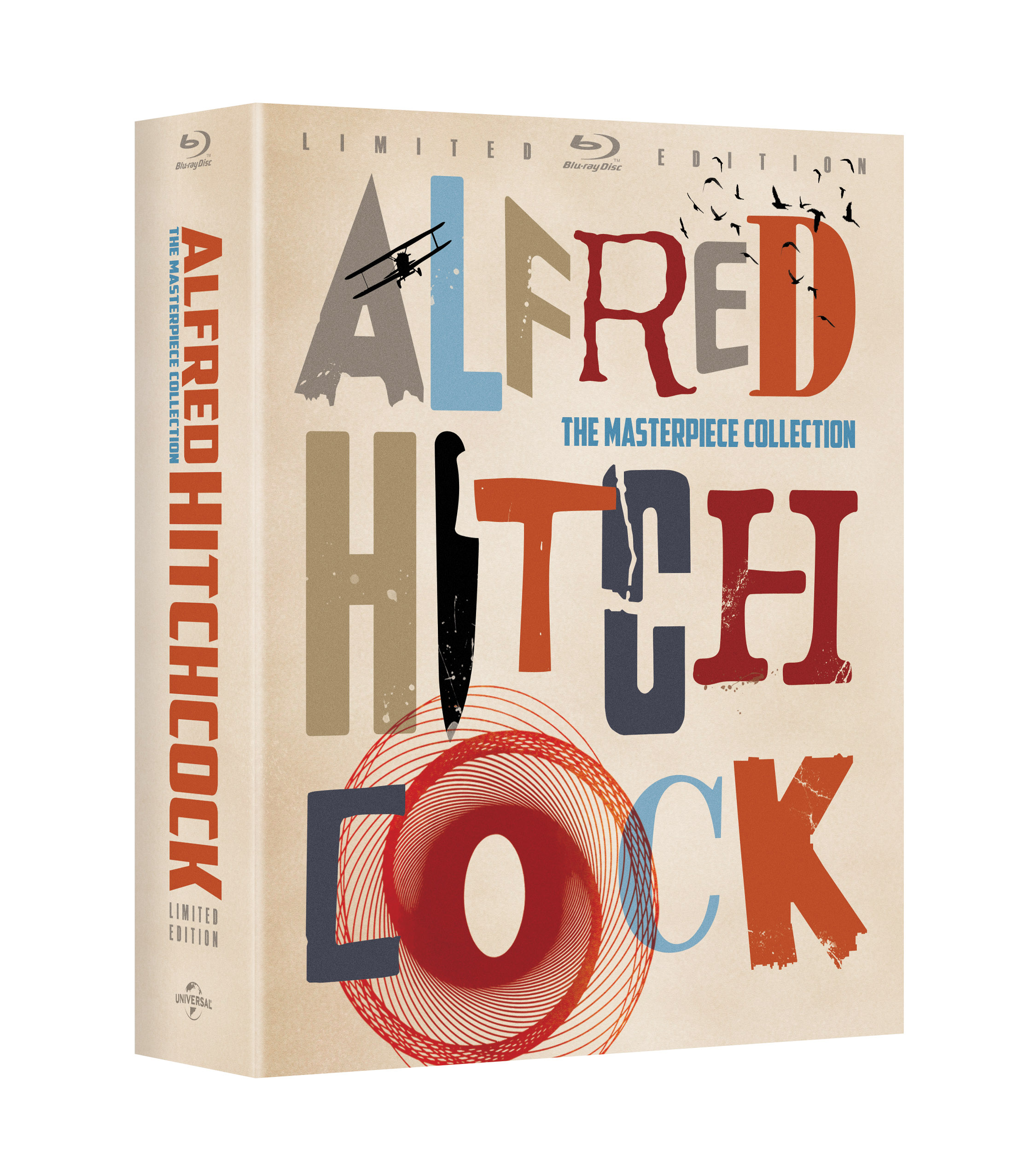 High and Low: 'Alfred Hitchock: The Masterpiece Collection'