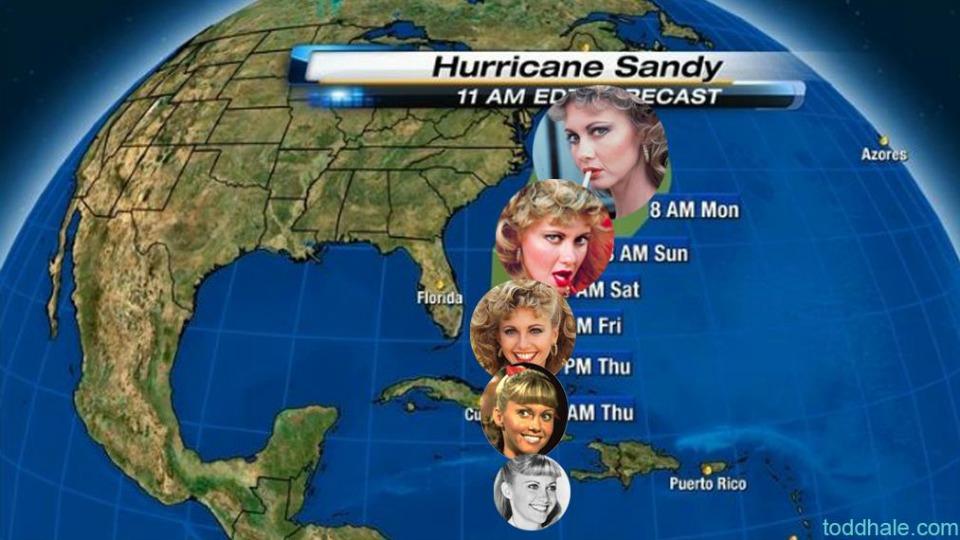 Hurricane Sandy Grease